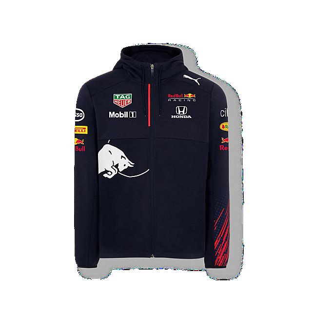 Official Teamline Zip Hoodie (RBR21012): Red Bull Racing official-teamline-zip-hoodie (image/jpeg)