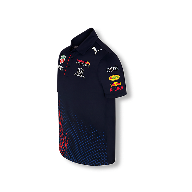Official Teamline Polo (RBR21014): Red Bull Racing official-teamline-polo (image/jpeg)