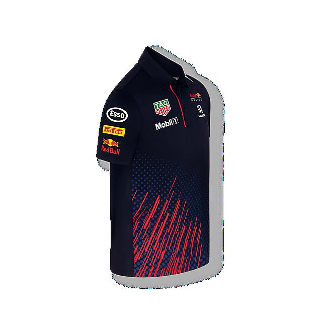 Official Teamline Polo Shirt (RBR21014): Red Bull Racing official-teamline-polo-shirt (image/jpeg)