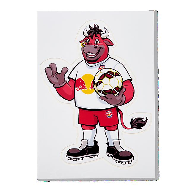 Bulli Sticker (RBS16071): FC Red Bull Salzburg bulli-sticker (image/jpeg)