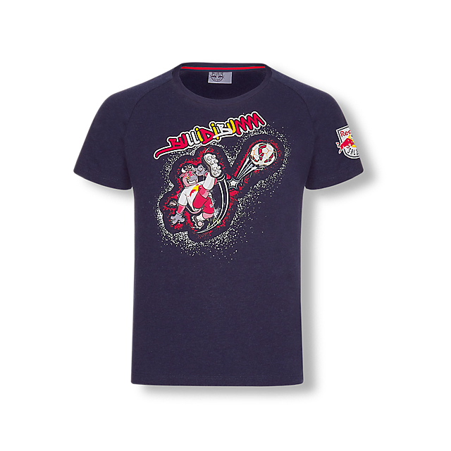 Bullidibumm T-Shirt (RBS18006): FC Red Bull Salzburg bullidibumm-t-shirt (image/jpeg)