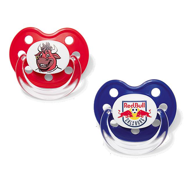 Baby Schnuller Set (RBS18060): FC Red Bull Salzburg baby-schnuller-set (image/jpeg)