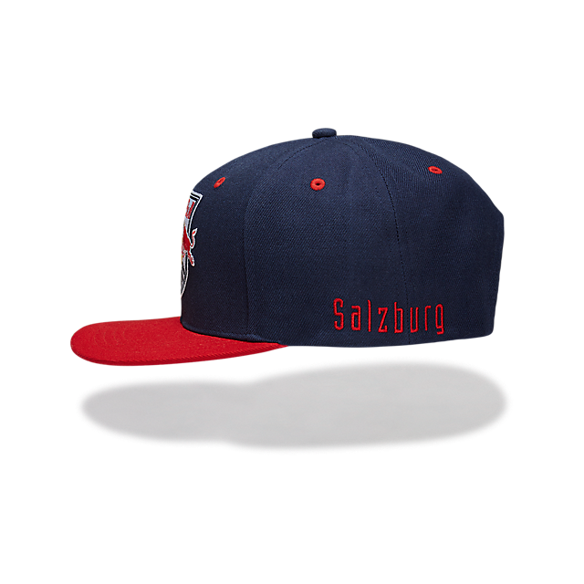 RBS Median Flat Cap (RBS19065): FC Red Bull Salzburg rbs-median-flat-cap (image/jpeg)