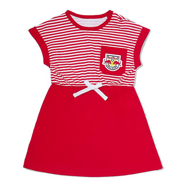 RBS Baby Stripe Dress (RBS19125): FC Red Bull Salzburg rbs-baby-stripe-dress (image/jpeg)