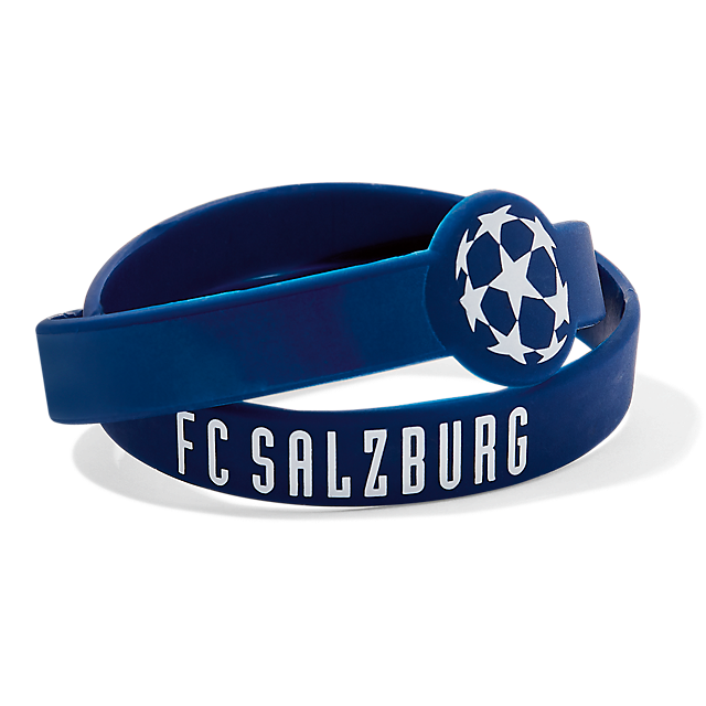 RBS Champions League Wristbands (RBS19166): FC Red Bull Salzburg rbs-champions-league-wristbands (image/jpeg)