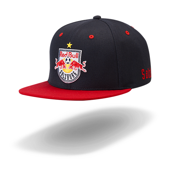 RBS Median Star Snapback Cap (RBS20066): FC Red Bull Salzburg rbs-median-star-snapback-cap (image/jpeg)