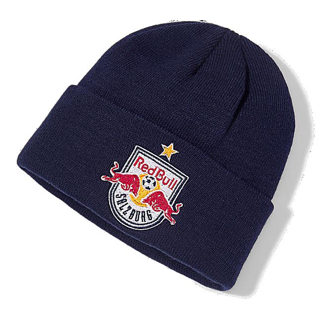 RBS Crest Star Beanie (RBS20073): FC Red Bull Salzburg rbs-crest-star-beanie (image/jpeg)