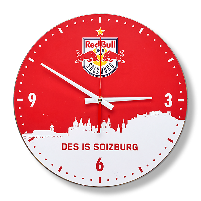 RBS Cityscape Wanduhr (RBS20121): FC Red Bull Salzburg rbs-cityscape-wanduhr (image/jpeg)