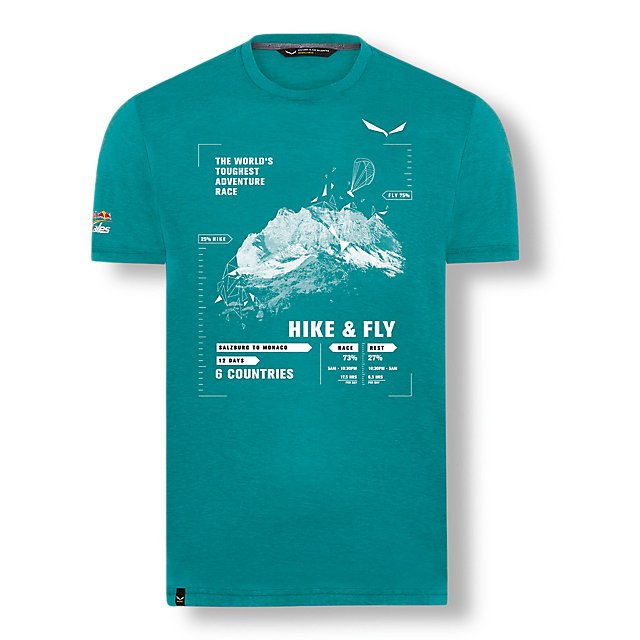 Hike & Fly T-Shirt (RBX18014): Red Bull X-Alps hike-fly-t-shirt (image/jpeg)