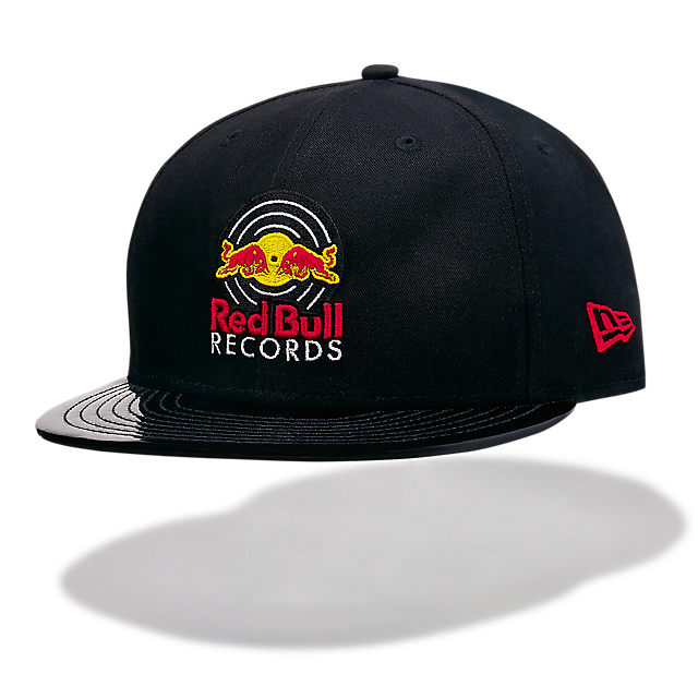 New Era 9Fifty Vinyl Flatcap (REC19010): Red Bull Records new-era-9fifty-vinyl-flatcap (image/jpeg)