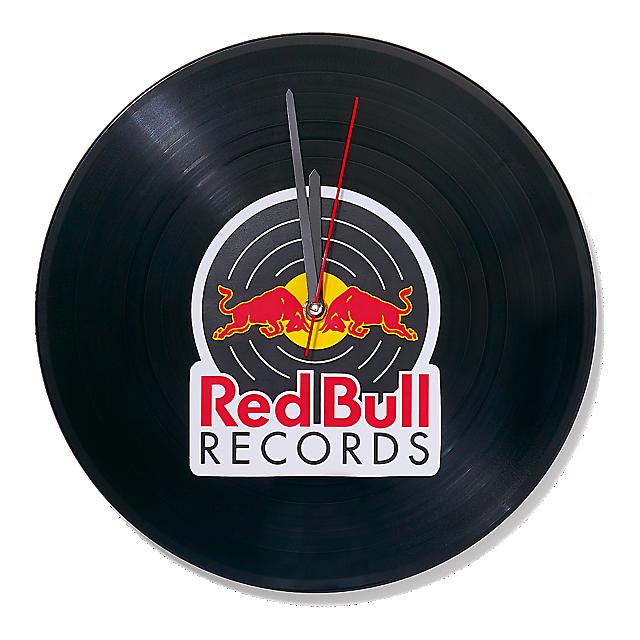 Vinyl Clock (REC19020): Red Bull Records vinyl-clock (image/jpeg)