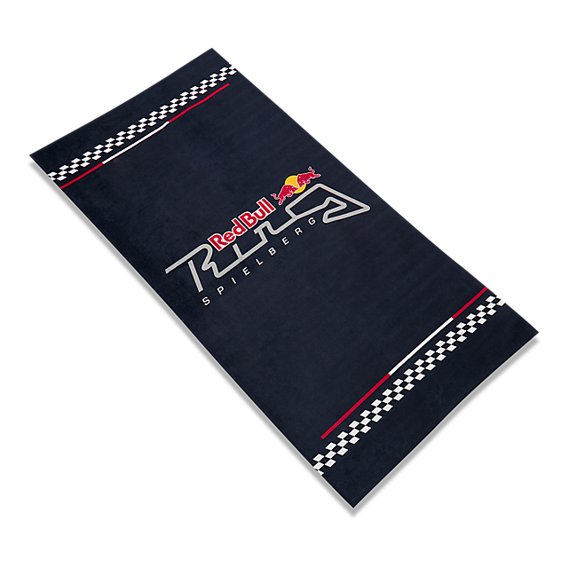 Chequered Badetuch (RRI19024): Red Bull Ring – Projekt Spielberg chequered-badetuch (image/jpeg)