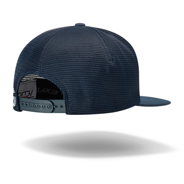 Mesh Flat Cap (RRI20012): Red Bull Ring - Project Spielberg mesh-flat-cap (image/jpeg)