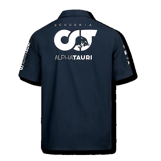 Scuderia AlphaTauri Shortsleeve Shirt (SAT20052): Scuderia AlphaTauri scuderia-alphatauri-shortsleeve-shirt (image/jpeg)