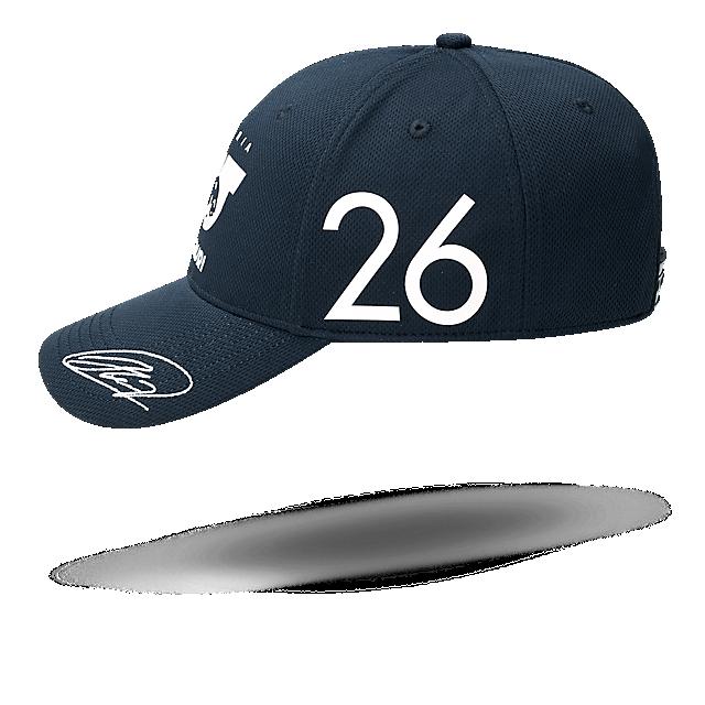 Daniil Kvyat Driver Snapback Cap (SAT20092): Scuderia AlphaTauri daniil-kvyat-driver-snapback-cap (image/jpeg)