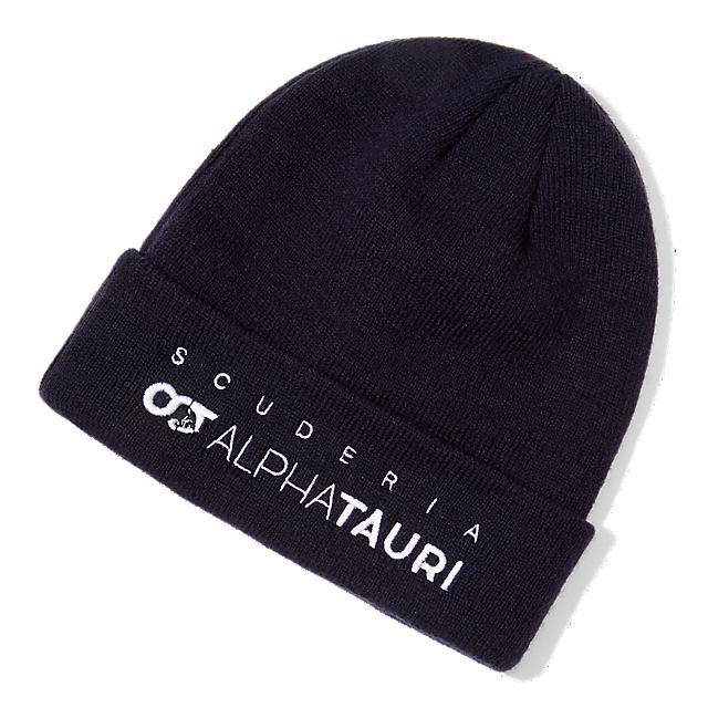 Scuderia AlphaTauri Knit Beanie (SAT20096): Scuderia AlphaTauri scuderia-alphatauri-knit-beanie (image/jpeg)