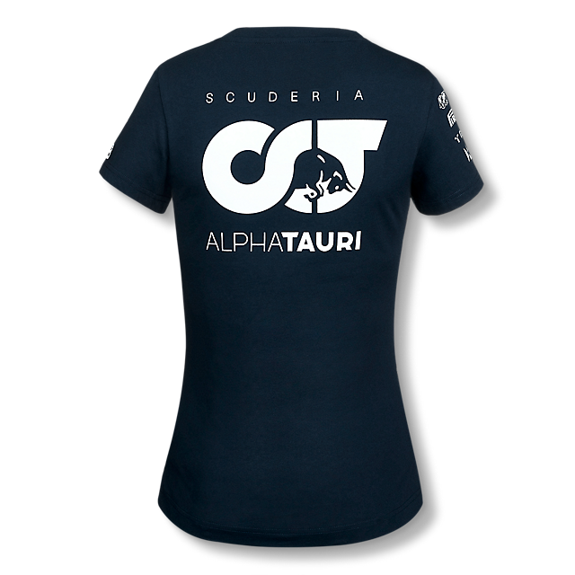 Scuderia AlphaTauri Team T-Shirt (SAT20121): Scuderia AlphaTauri scuderia-alphatauri-team-t-shirt (image/jpeg)