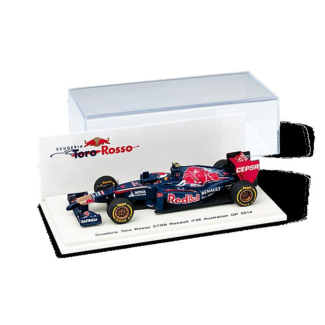 Spark Daniil Kvyat STR9 1:43 (STR14042): Scuderia Toro Rosso spark-daniil-kvyat-str9-1-43 (image/jpeg)
