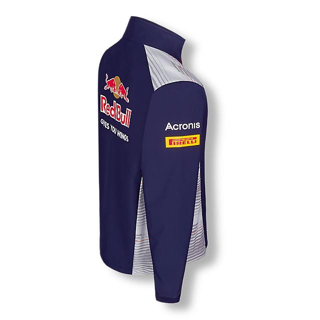 Official Teamline Softshell Jacket (STR17004): Scuderia Toro Rosso official-teamline-softshell-jacket (image/jpeg)