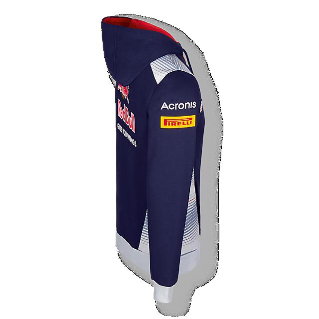Official Teamline Zip Hoody (STR17006): Scuderia Toro Rosso official-teamline-zip-hoody (image/jpeg)