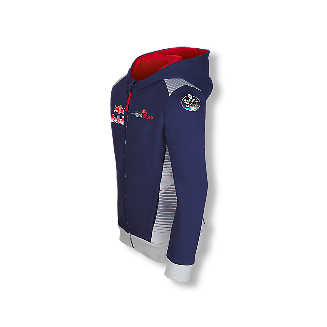 Official Teamline Zip Hoody (STR17012): Scuderia Toro Rosso official-teamline-zip-hoody (image/jpeg)
