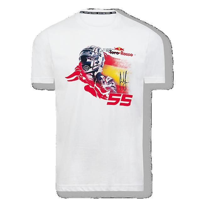 Carlos Sainz Driver T-Shirt (STR17013): Scuderia Toro Rosso carlos-sainz-driver-t-shirt (image/jpeg)