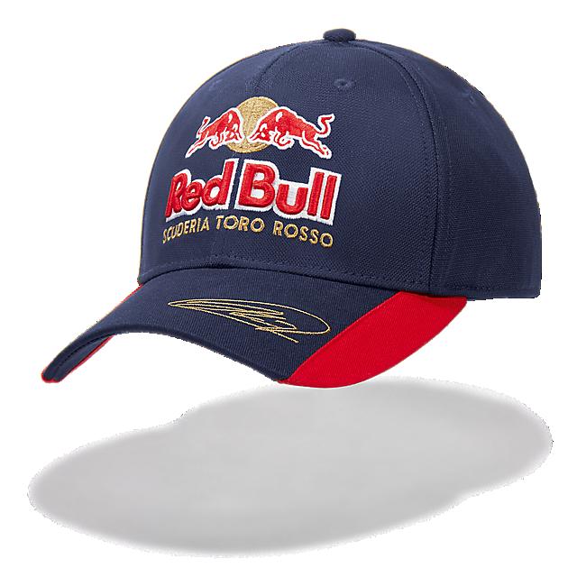 Daniil Kvyat Driver Cap (STR17016): Scuderia Toro Rosso daniil-kvyat-driver-cap (image/jpeg)
