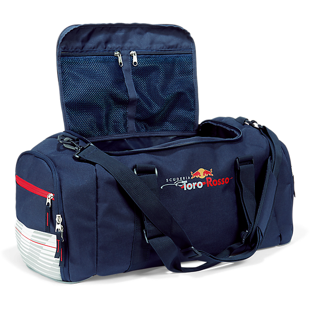 Redline Sports Bag (STR17041): Scuderia Toro Rosso redline-sports-bag (image/jpeg)