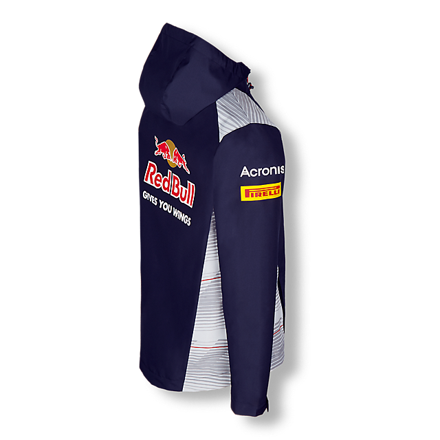 Official Teamline Rainjacket (STR17042): Scuderia Toro Rosso official-teamline-rainjacket (image/jpeg)