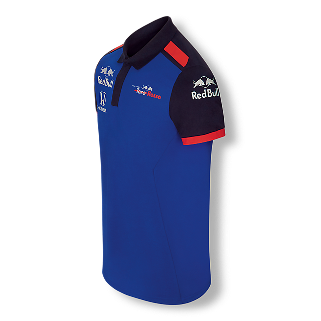Official Teamline Polo (STR18002): Scuderia Toro Rosso official-teamline-polo (image/jpeg)