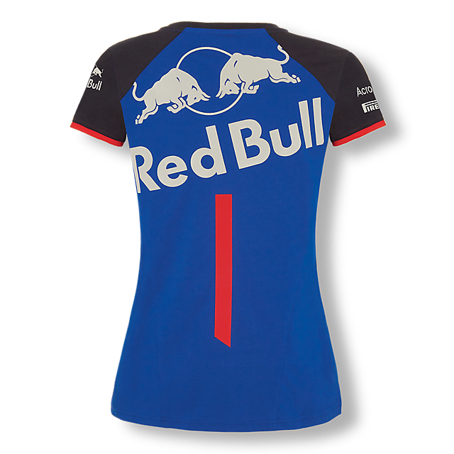 Official Teamline T-Shirt (STR18007): Scuderia Toro Rosso official-teamline-t-shirt (image/jpeg)
