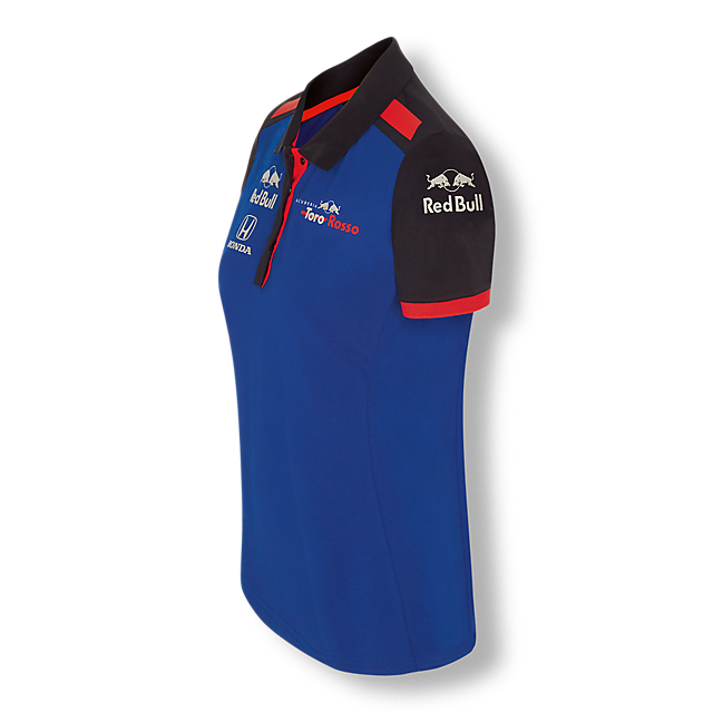 Official Teamline Polo (STR18008): Scuderia Toro Rosso official-teamline-polo (image/jpeg)