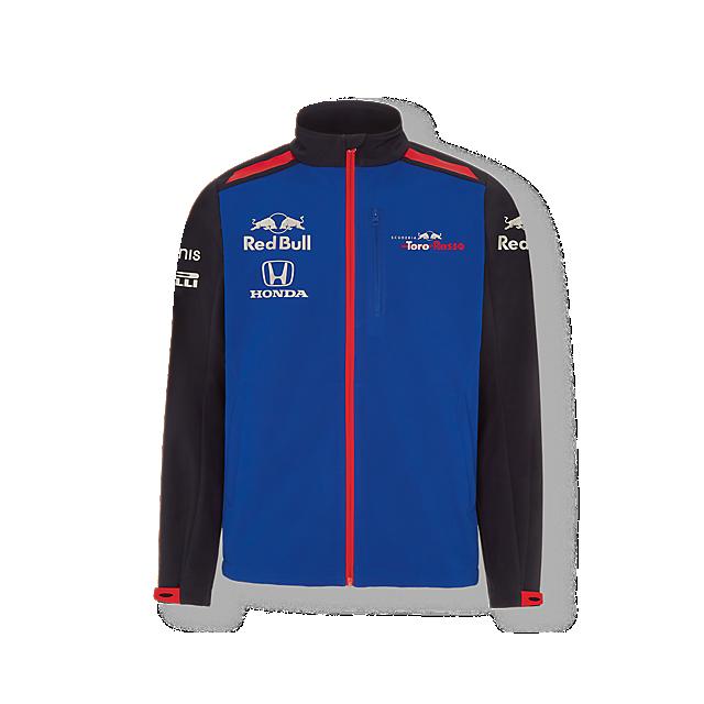 Official Teamline Softshell Jacket (STR18040): Scuderia Toro Rosso official-teamline-softshell-jacket (image/jpeg)