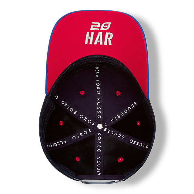 STR Driver 1 Cap (STR18041): Scuderia Toro Rosso str-driver-1-cap (image/jpeg)