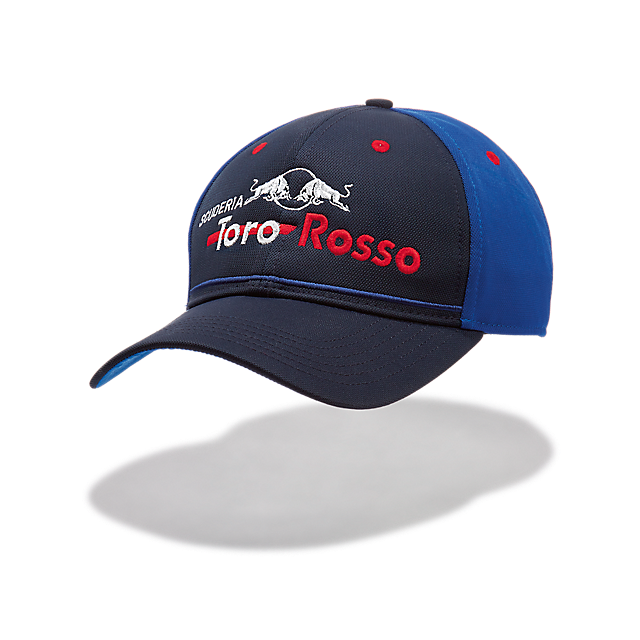 STR Official Teamline Cap (STR18080): Scuderia Toro Rosso str-official-teamline-cap (image/jpeg)
