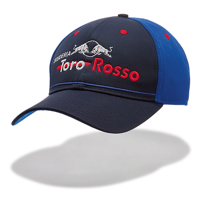 Official Teamline Cap (STR18081): Scuderia Toro Rosso official-teamline-cap (image/jpeg)