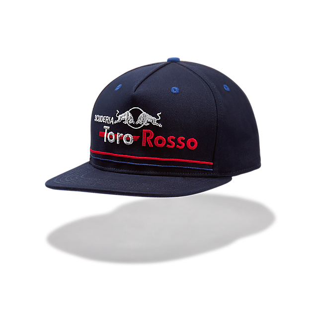 STR Reflex Flatcap (STR18082): Scuderia Toro Rosso str-reflex-flatcap (image/jpeg)
