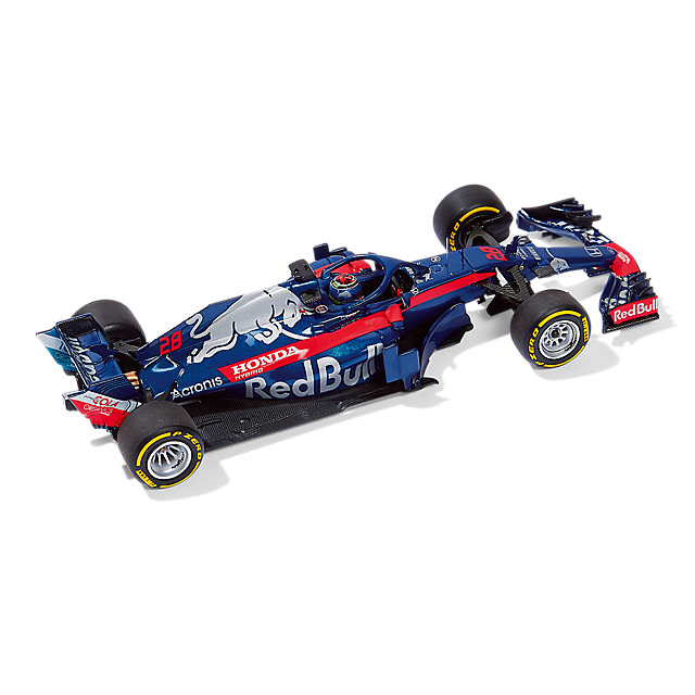 Minichamps Brendon Hartley STR13 Showcar 1:43 (STR18089): Scuderia Toro Rosso minichamps-brendon-hartley-str13-showcar-1-43 (image/jpeg)