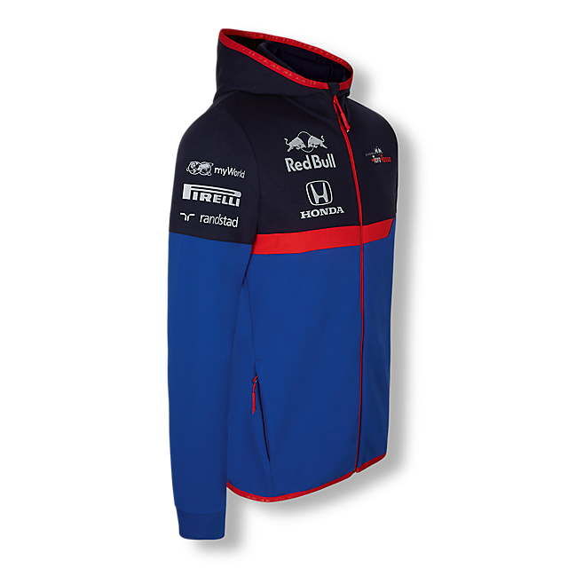 Official Teamline Zip Hoody (STR19003): Scuderia Toro Rosso official-teamline-zip-hoody (image/jpeg)