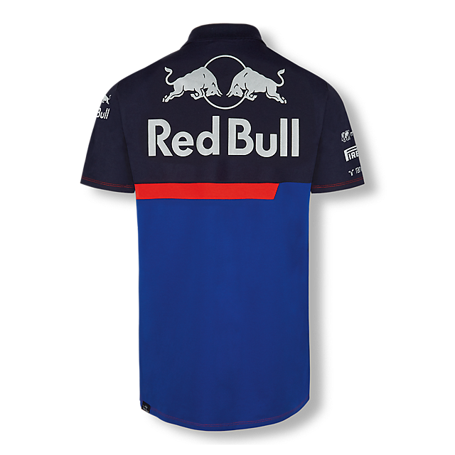 Official Teamline Polo (STR19004): Scuderia Toro Rosso official-teamline-polo (image/jpeg)