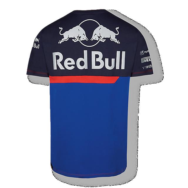 Official Teamline T-Shirt (STR19006): Scuderia Toro Rosso official-teamline-t-shirt (image/jpeg)