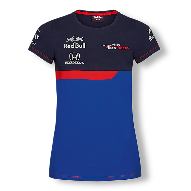 Official Teamline T-Shirt (STR19008): Scuderia Toro Rosso official-teamline-t-shirt (image/jpeg)