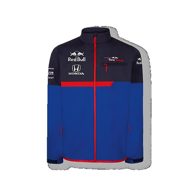 Official Teamline Softshell Jacke (STR19009): Scuderia Toro Rosso official-teamline-softshell-jacke (image/jpeg)