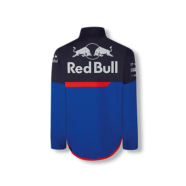 Official Teamline Softshell Jacket (STR19009): Scuderia Toro Rosso official-teamline-softshell-jacket (image/jpeg)