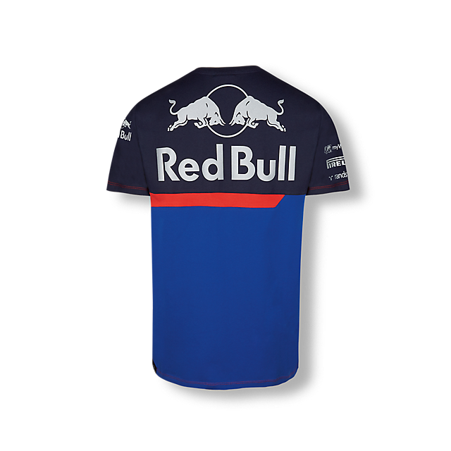 Official Teamline T-Shirt (STR19011): Scuderia Toro Rosso official-teamline-t-shirt (image/jpeg)