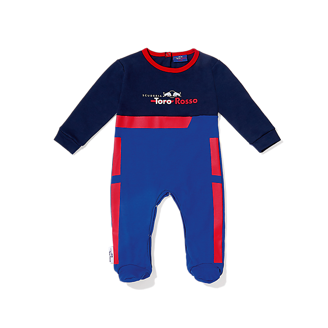 Baby Strampler (STR19019): Scuderia Toro Rosso baby-strampler (image/jpeg)