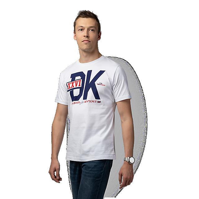 Daniil Kvyat Driver T-Shirt (STR19021): Scuderia Toro Rosso daniil-kvyat-driver-t-shirt (image/jpeg)
