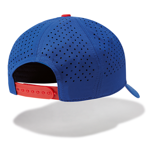 Official Team Cap Youth perforated (STR19081): Scuderia Toro Rosso official-team-cap-youth-perforated (image/jpeg)