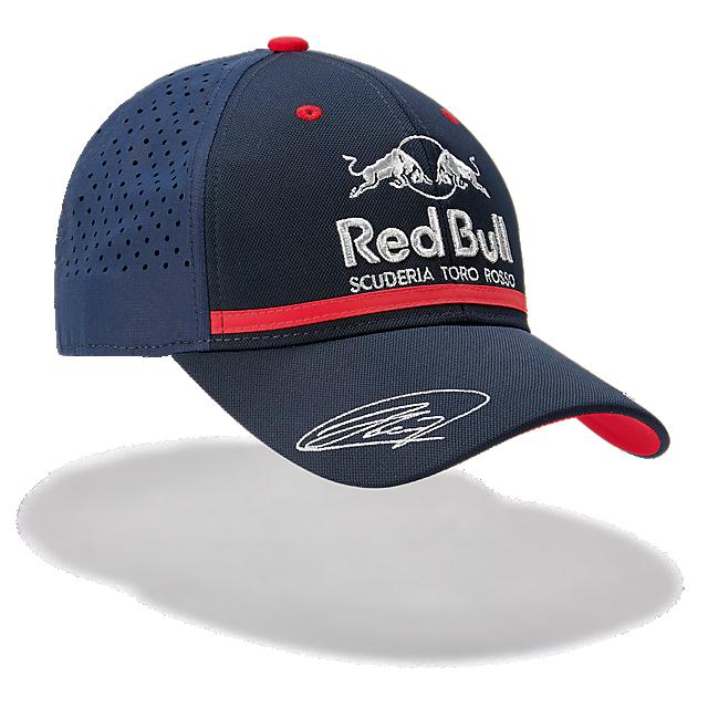 Daniil Kvyat Driver Cap (STR19083): Scuderia Toro Rosso daniil-kvyat-driver-cap (image/jpeg)
