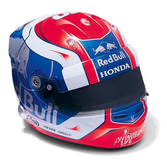 Minimax Pierre Gasly Season Minihelmet 1:5 (STR19085): Scuderia Toro Rosso minimax-pierre-gasly-season-minihelmet-1-5 (image/jpeg)